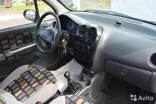 Купить Daewoo Matiz пробег 127 000.00 км 2006 год выпуска