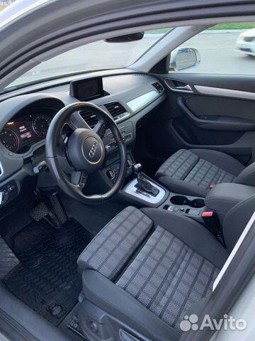 Купить Audi Q3 пробег 42 000.00 км 2016 год выпуска