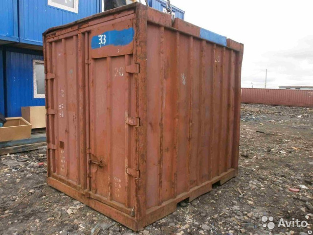 89370628016 5 ft Container Warehouse