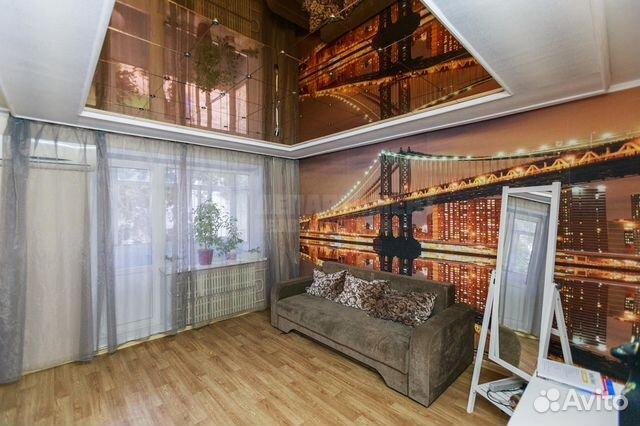 Продается трехкомнатная квартира за 2 750 000 рублей. г Астрахань, ул Валерии Барсовой, д 12 к 1.