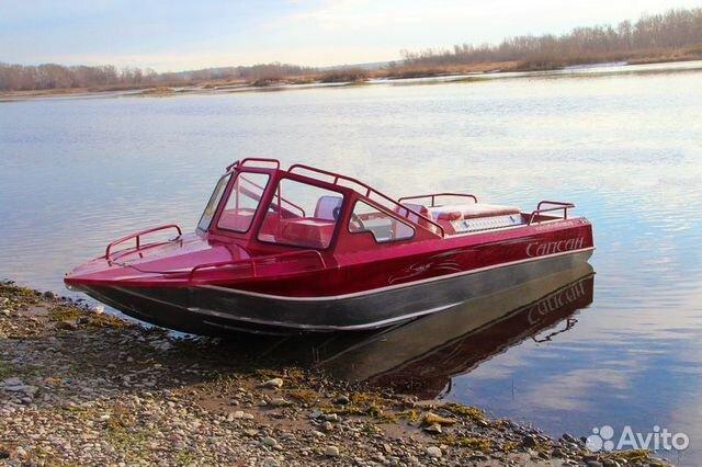водометные катера и лодки красноярск