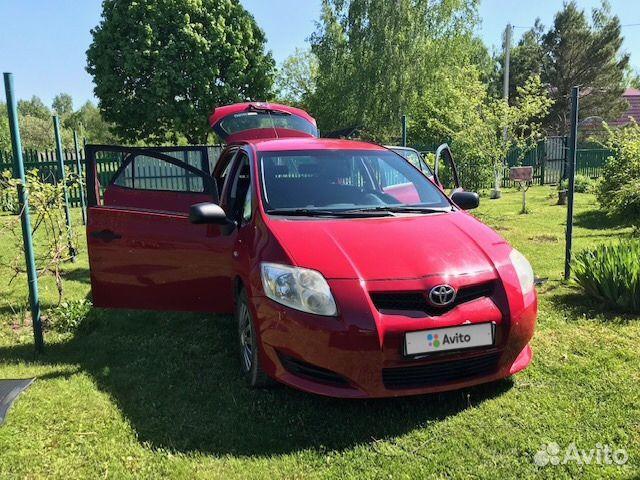 Купить Toyota Auris пробег 130 000.00 км 2008 год выпуска