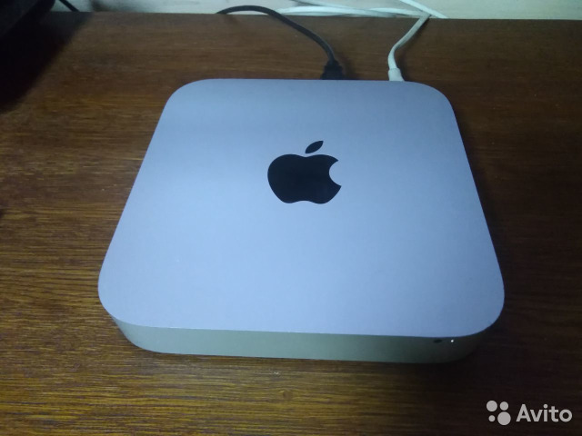 Компьютер mac mini i7 / 8Gb / 1TB