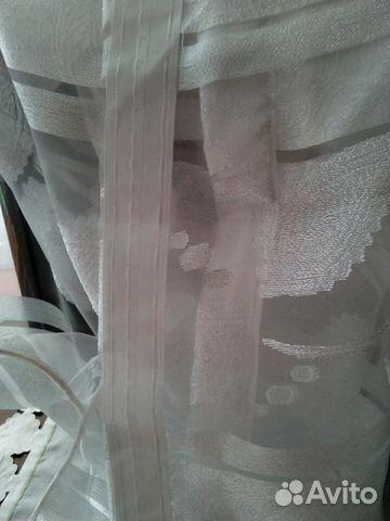 Тюль из синтетической ткани, органза 89814593587 купить 3