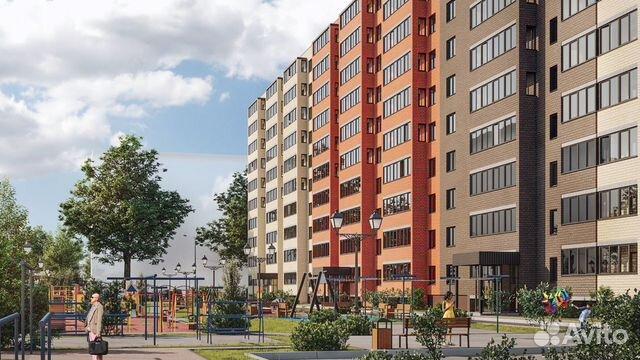 3-к квартира, 84 м², 2/10 эт. 88172786700 купить 6