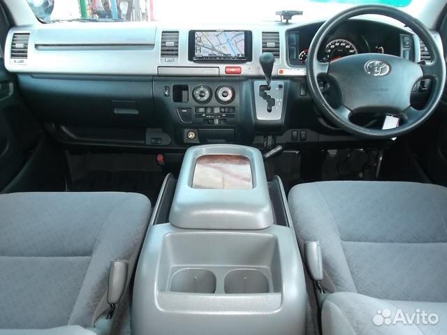 Toyota Hiace, 2009 89502827030 купить 8