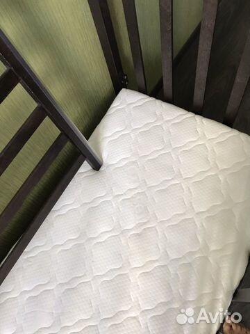 Кроватка Детская (в подарок матрас, мягкие бортики 89132873839 купить 5
