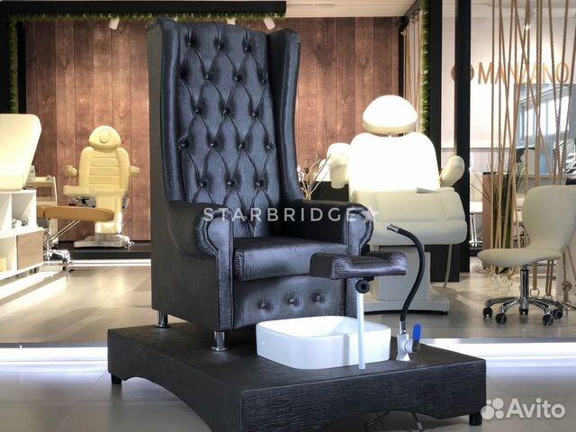 Педикюрное кресло трон 89282266618 купить 1
