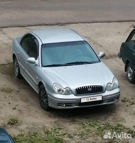 Hyundai Sonata, 2006 89157502779 купить 5
