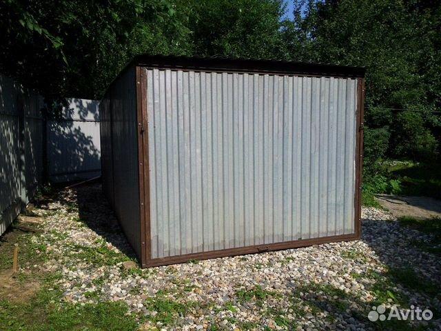 Металические гаражи- пеналы(Новые,БУ) 89209131521 купить 2