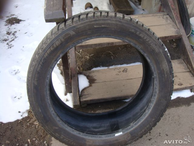 Michelin latutude x ice north xin-2 255/45/R20— фотография №1