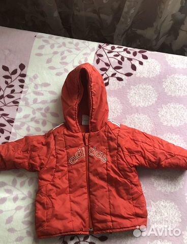 Куртка детская 89182899906 купить 1