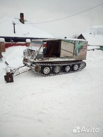 Снегоболотоход Сколопендра купить 5