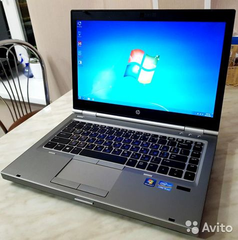 HP EliteBook 8470p. Core i5vPro 89521929778 купить 1