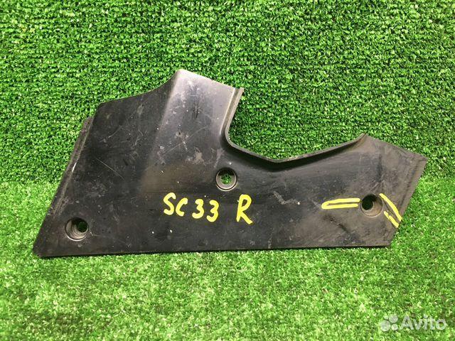 89831314444 Пластик внутренний правый Honda CBR900RR SC33