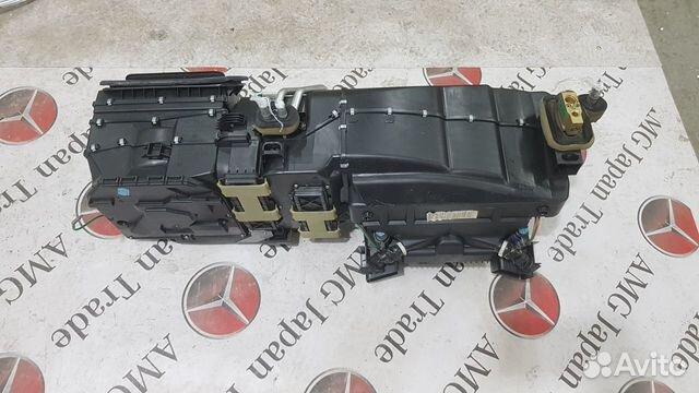 Печка в сборе рестайл на Mercedes-Benz W210 89143292009 купить 2