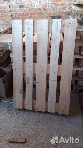 Поддон деревянный без клейма