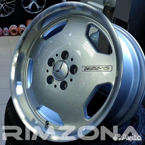 Новые стильные диски AMG Monoblock R18 5x112 89053000037 купить 2