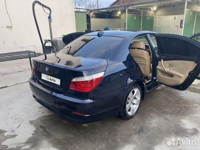 BMW 5 серия, 2008 купить 2