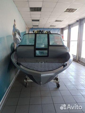Моторная лодка Волжанка fishpro 46 (2020) 89525956140 купить 1