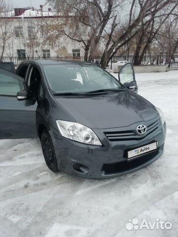 Toyota Auris, 2010 89630018841 купить 6
