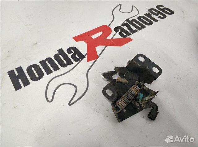 Замок капота Honda Accord 8 CU2 K24A 2011 89022570009 купить 2