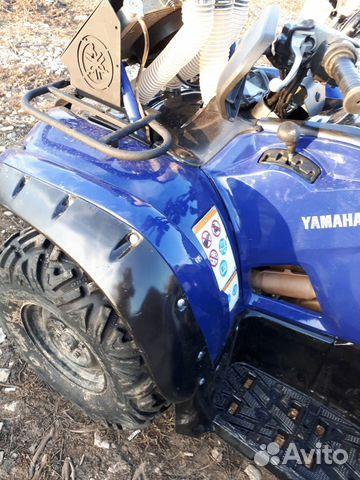 Квадроцикл Yamaha grizzly 700 89608063182 купить 6
