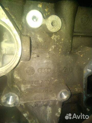 Двигатель Ауди A4 2 литра 89832553600 купить 3