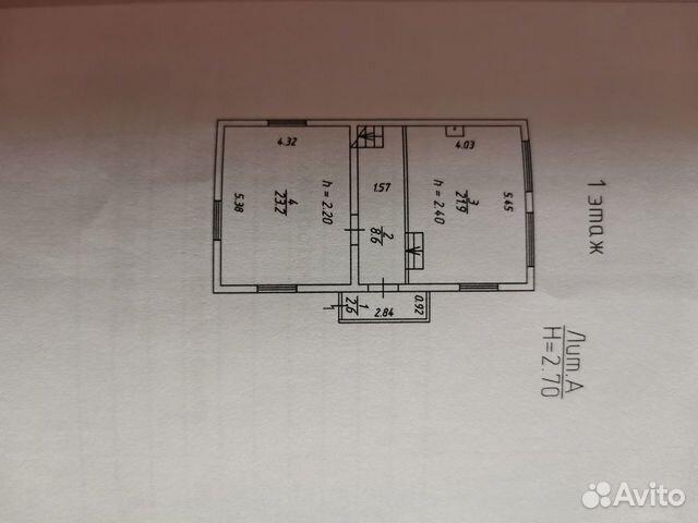 Дом 85 м² на участке 7 сот. купить 1