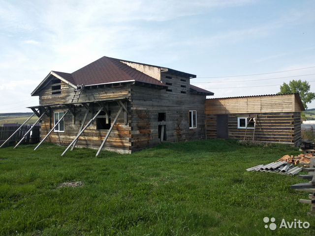 Дом 200 м² на участке 6 сот. 89029131442 купить 2
