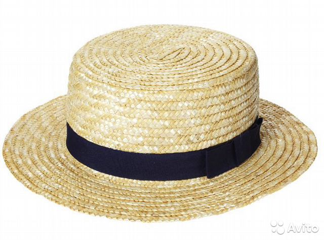 Картинки по запросу канотье шляпа