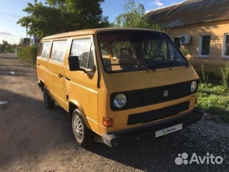 Volkswagen Transporter, 1989