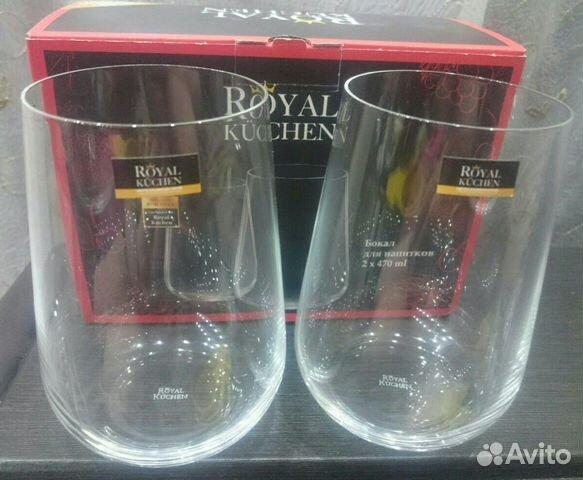 Бокалы Royal kuchen купить 4
