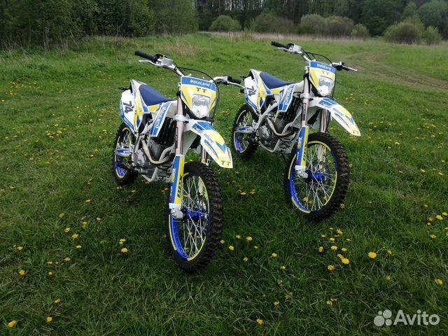 Мотоцикл Кросс TT250 (172FMM) (2020 г.) с птс купить 4