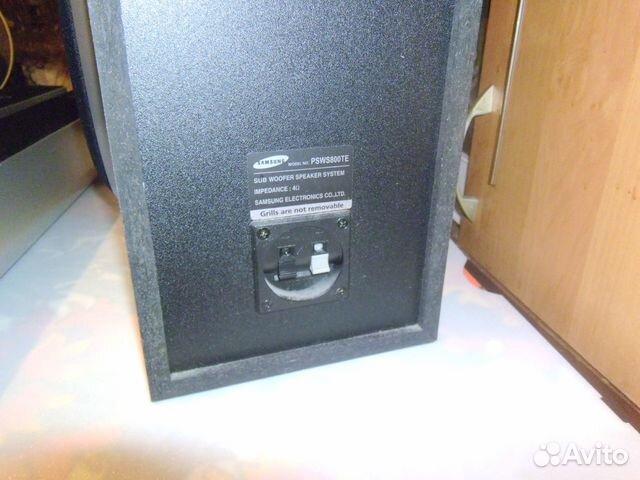 Комплект Колонок Самсунг psws-800TE 4шт. 4ом купить 4