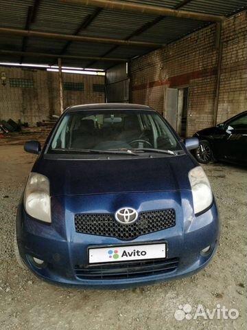 Toyota Yaris, 2008 89062955342 купить 5