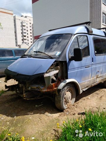 ГАЗ Соболь 2752, 2004
