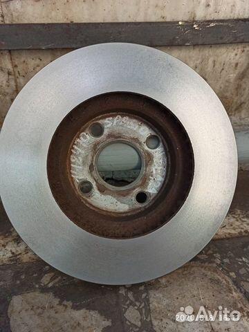Тормозной диск Toyota spasio 89951247577 купить 2