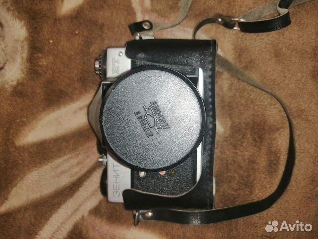 Зеркальный фотоаппарат Зенит-ет  купить 6