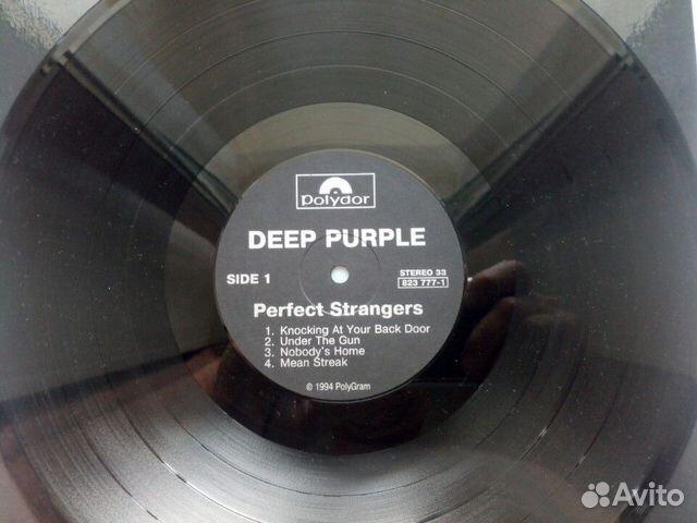 Deep Purple - Perfect Strangers  89178353407 купить 3