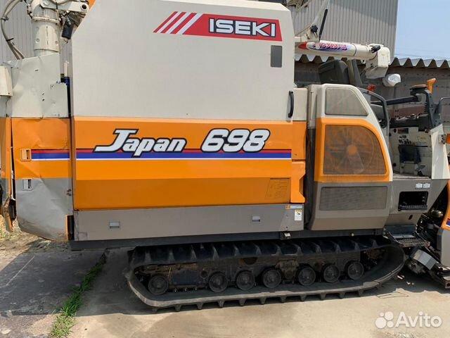 Японский зерноуборочный комбайн  89044991943 купить 3