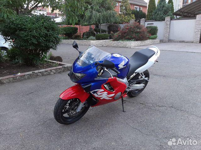 Honda CBR 600 F4 2000 купить 2