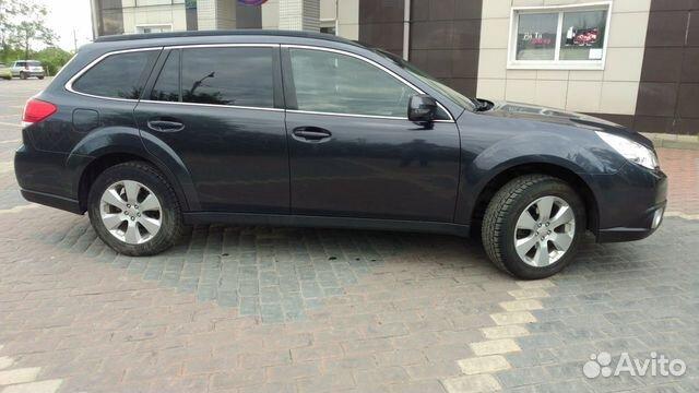 Subaru Outback, 2011 89386663275 купить 5