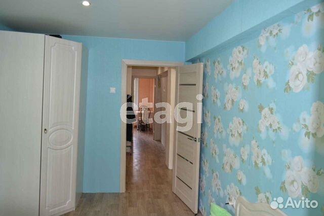 3-к квартира, 63.7 м², 2/5 эт. купить 6