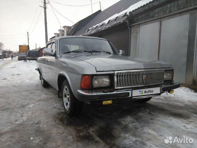 ГАЗ 3102 Волга, 2007 купить 1