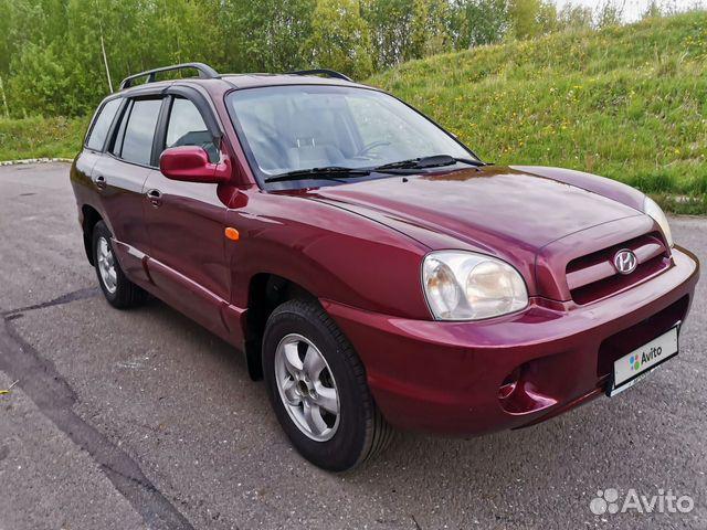 Hyundai Santa Fe, 2009 купить 8