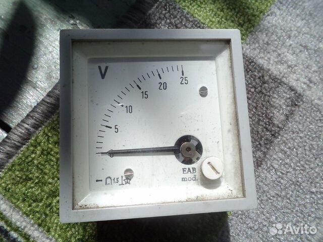Вольтметры амперметры  89515660189 купить 4