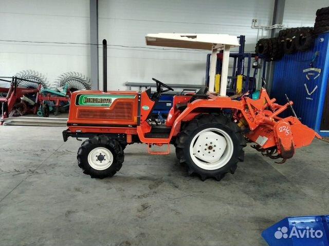 Трактор hinomoto N209  купить 2