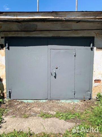 Garage 24 m2