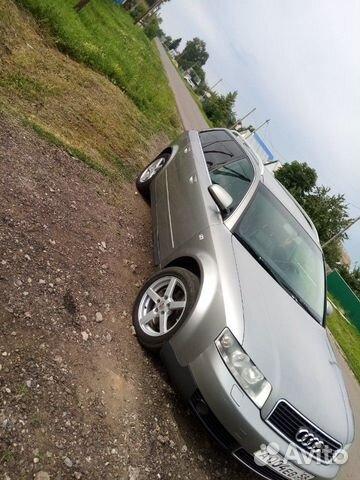 Audi A4, 2003 89656365240 купить 5